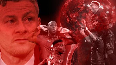 Manchester United membutuhkan 'mesias' Solskjaer untuk membuat mukjizat di Paris. - INDOSPORT