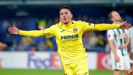 Pablo Fornals saat bermain untuk Villareal di kompetisi LaLiga Spanyol. - INDOSPORT