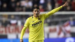 Indosport - Pablo Fornals penyerang  Villarreal CF