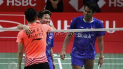 Indosport - Ganda campuran Indonesia, Tontowi Ahmad/Liliyana Natsir melaju ke final Indonesia Masters 2019