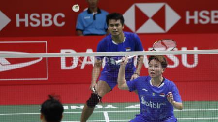 Ganda campuran Indonesia, Tontowi Ahmad/Liliyana Natsir melaju ke final Indonesia Masters 2019 - INDOSPORT