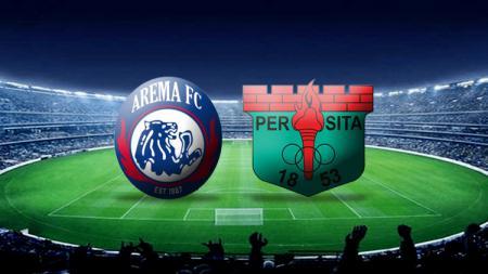 Arema FC vs Persita Tangerang - INDOSPORT