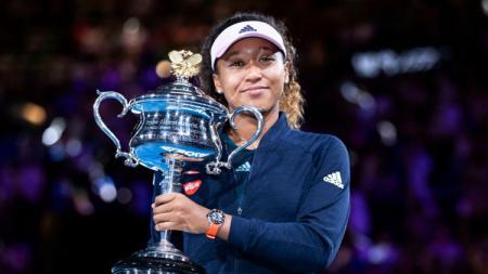Naomi Osaka juara Australia Open 2019. - INDOSPORT