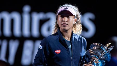 Naomi Osaka juara Australia Open 2019 - INDOSPORT
