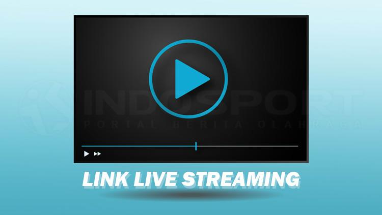 Ilustrasi logo Link Live Streaming. Copyright: INDOSPORT