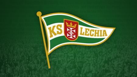 Logo Lechia Gdansk. - INDOSPORT