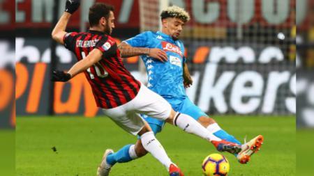 AC Milan dan Napoli senasib, sementara Atalanta pesta. Berikut rekap Serie A Liga Italia. - INDOSPORT