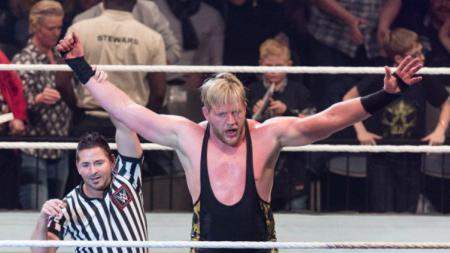 Jack Hager Mantan Pegulat WWE yang Menjadi Petarung UFC - INDOSPORT