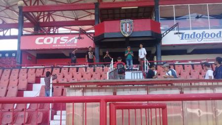 Keberhasilan Bali United dalam pengembangan bisnis sepak bola, seperti kepemilikan Stadion Kapten I Wayan Dipta, membuka mata tentang pengembangan sport tourism Pulau Dewata. - INDOSPORT