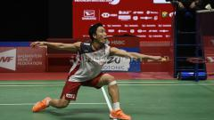 Indosport - Pebulutangkis tunggal putra nomor 1 dunia, Kento Momota menyebut pebulutangkis Indonesia ini merupakan pemain terhebat di dunia pada saat ini, siapa?