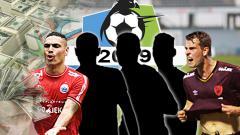 Indosport - 5 Pemain Asing Termahal di Liga 1 2019