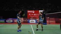 Indosport - Kevin Marcus Juara Indonesia Master 2019