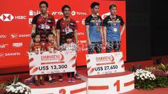 Indosport - Kevin Marcus Juara Indonesia Master 2019.