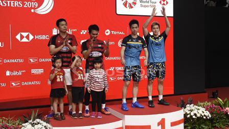 Kevin Marcus Juara Indonesia Master 2019