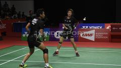 Indosport - Meski sudah umumkan pensiun, Tontowi Ahmad mengaku masih ingin bermain dengan partner terbaiknya, Liliyana Natsir.