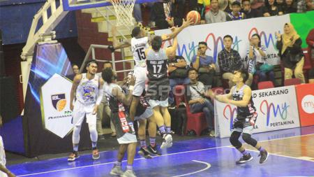 Prawira vs Stapac - INDOSPORT