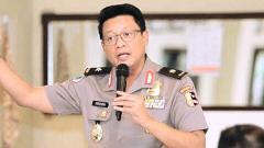 Indosport - Wakil Ketua Satgas Antimafia Bola, Brigjen Pol Krishna Murti beri pesan khusus ke Arema.