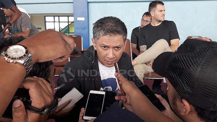 Wakil Ketua Umum PSSI, Iwan Budianto Copyright: Ian Setiawan/INDOSPORT