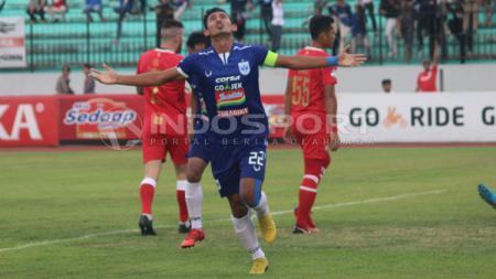 Hari Nur Yulianto, pemain PSIS Semarang. - INDOSPORT