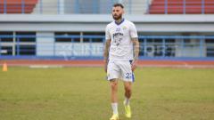 Indosport - Bojan Malisic di SPOrT Jabar, Arcamanik, Kota Bandung, Senin (28/01/2019).