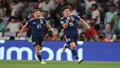 Indosport - Jepang tumbangkan Iran di semifinal Piala Asia 2019