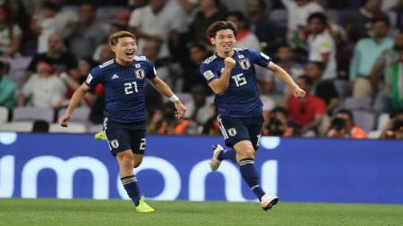 Jepang tumbangkan Iran di semifinal Piala Asia 2019 - INDOSPORT