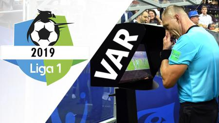 Liga 1 VAR (Video assistant referee) - INDOSPORT