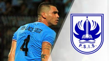 Wallace Costa logo PSIS Semarang - INDOSPORT