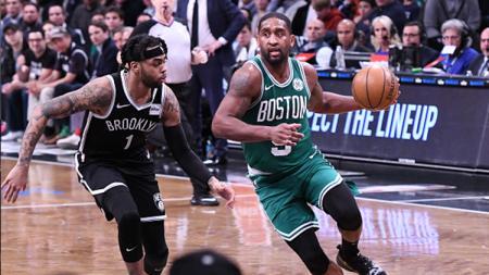 Boston Celtics vs Brooklyn Nets - INDOSPORT