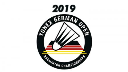 German Open 2019. - INDOSPORT