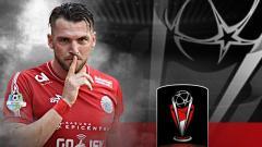 Indosport - 3 Rekor yang bisa dipecahkan di Piala Presiden 2019.
