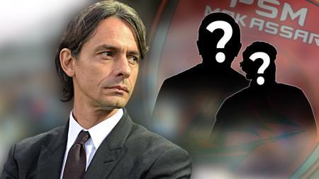 Belum Dapatkan Pelatih, PSM Makassar Bisa Datangkan 3 Legenda Sepak Bola. - INDOSPORT