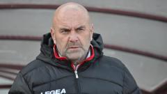 Indosport - Pelatih Klub Seri C, Lucchese, Giancarlo Favarin.