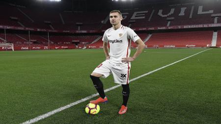 Marko Rog, pemain anyar Sevilla - INDOSPORT