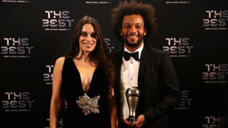 Clarice Alves dan sang suami, Marcelo - INDOSPORT
