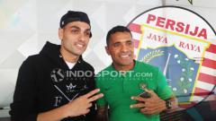 Indosport - Jaimerson & Beto Dipinjamkan Ke Persija