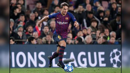 Eks pemain Barcelona, Denis Suarez beri kritikan pedas pada mantan pelatih Ernesto Valverde. - INDOSPORT