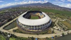 Indosport - Stadion Gelora Bandung Lautan Api (GBLA).
