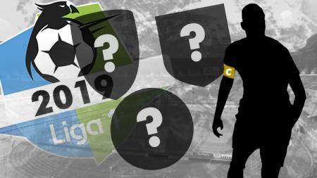 3 Klub Liga 1 Sudah Tetapkan Kapten Tim Jelang Musim 2019. - INDOSPORT