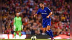Indosport - Danny Drinkwater, gelandang tengah Chelsea.