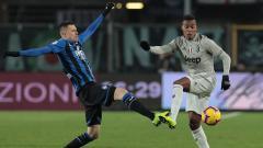 Indosport - Laga panas perempatfinal Coppa Italia 2018/19 antara Atalanta vs Juventus