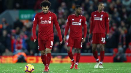 Para pemain Liverpool. - INDOSPORT
