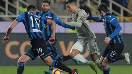 Cristiano Ronaldo - INDOSPORT