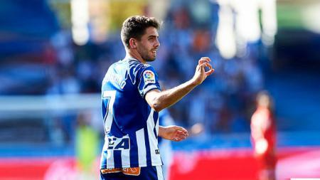 Ruben Sobrino Penyerang dari Deportivo Alavés - INDOSPORT