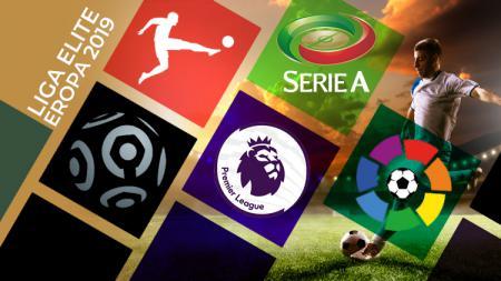 Hasil Liga Elite Eropa - INDOSPORT