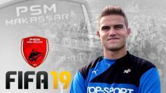 Indosport - Statistik Eero Markkanen di FIFA 19.