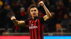Indosport - Benarkah Krzysztof Piatek tidak cocok dengan pola permainan yang diterapkan pelatih anyar AC Milan, Marco Giampaolo?