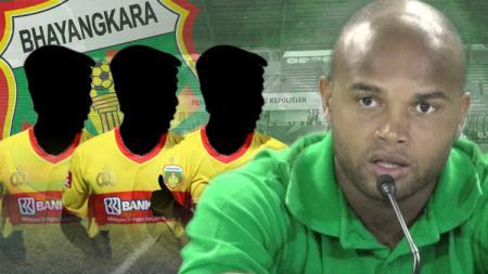 Datangkan Incaran Persija (anderson salles), 3 Bek Bhayangkara FC Ini Bisa Tergusur - INDOSPORT
