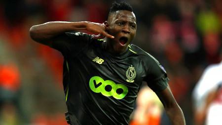 Moussa Djenepo, pemain muda milik Standard Liege. - INDOSPORT