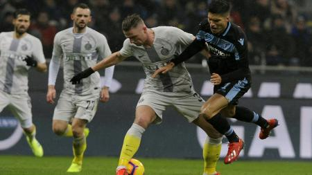 Inter Milan vs Lazio - INDOSPORT